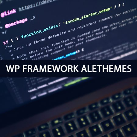 WordPress Framework Alethemes