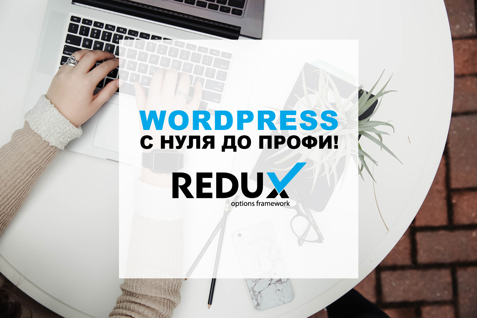 WordPress c Нуля до Профи!